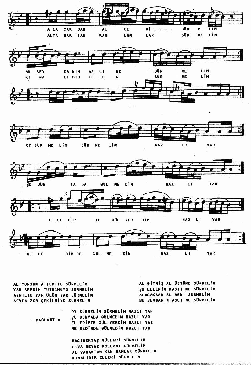 Al Yorgan Atılmıyo Nota 3