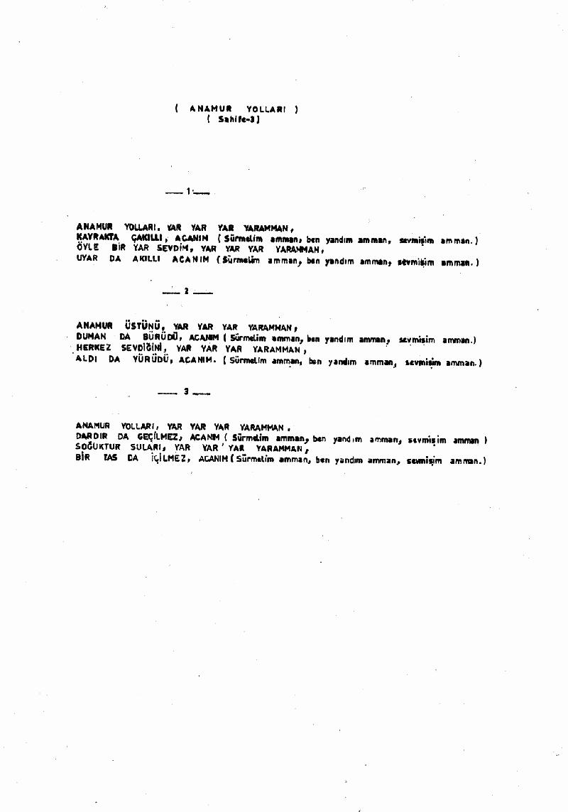 Anamur Yolları Kayrak Da Çakıllı Nota 3
