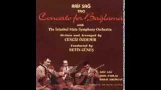 Concerto For Bağlama - Altım Üstüm Kaç Kuruşluk [Official Audio]