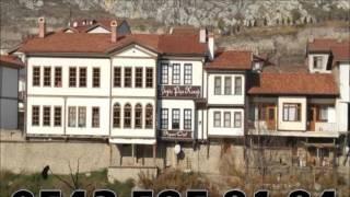 Amasya Türküleri - Bana Cevreyleyip Geyip Dokunma (Sabahat Aslan)