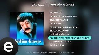 Ahu Gözlerini Sevdiğim Dilber (Müslüm Gürses) Official Audio #ahugözlerinisevdiğim #müslümgürses