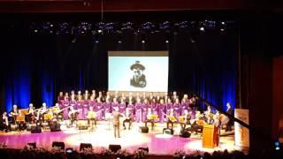 Ağlayalım Atatürk'e (CRR konser salonu )