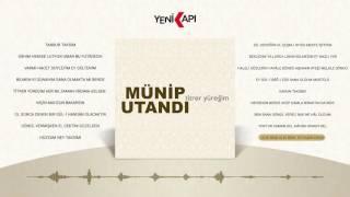 Münip Utandı - Aldı Beni Aldı Beni iki Kaşın Arası (Official Lyric Video)