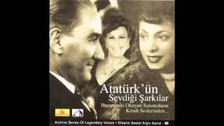 Atatürk'ün Sevdiği Şarkılar  - Akşam Oldu Yine Bastı Kareler - Müzeyyen Senar