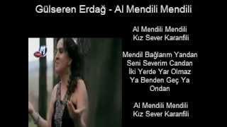 Gülseren Erdağ - Al Mendili Mendili (hatay-antakya-senköy)