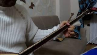Başına Bağlamış Dastar ( astar )- Ali Kerem