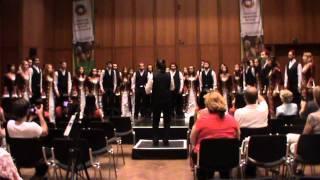 Boğaziçi Jazz Choir - Ben Giderim Batuma (arr. Ferit Tüzün), World Choir Championships