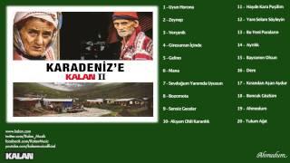 Seval Sezgin - Ahmedum - [Karadeniz'e Kalan II © 2014 Kalan Müzik ]
